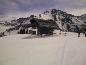 Telluride Ski Resort - Palmyra Peak - Prospect Lift